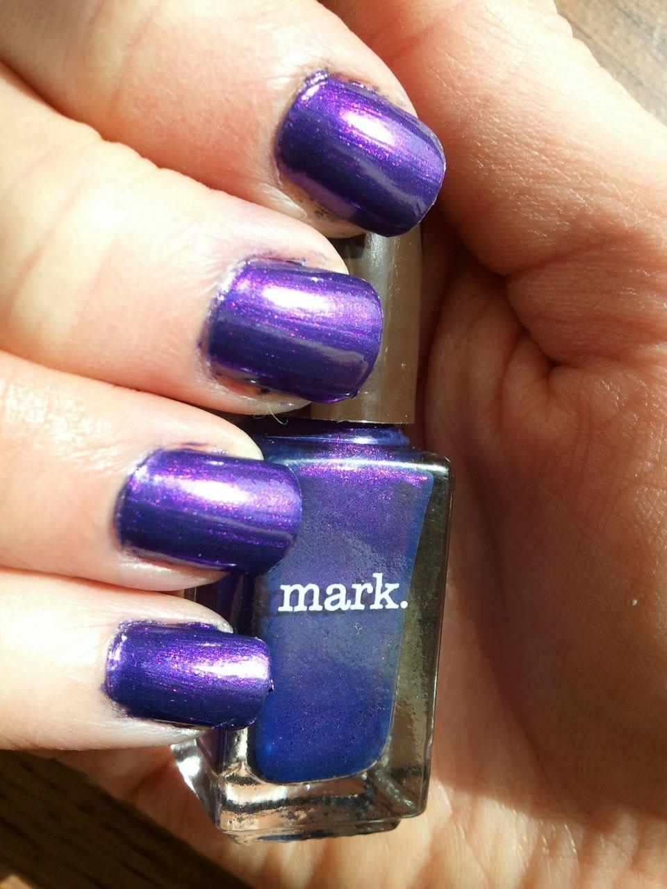 mark. Violet Haze Swatch