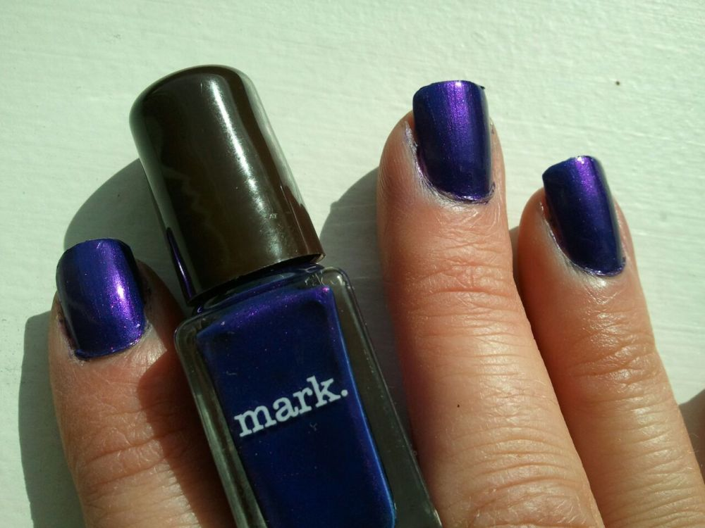 mark. Violet Haze mini Nailed-It