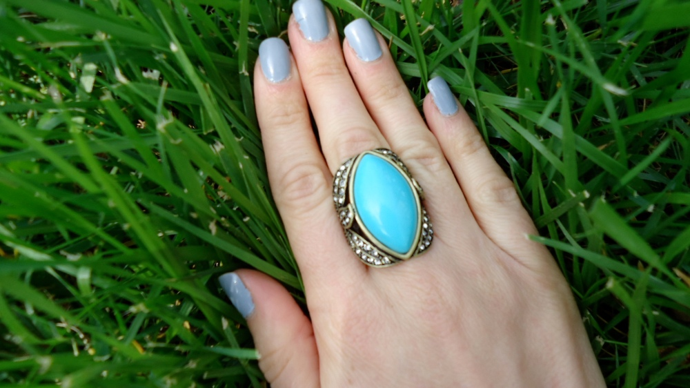Get the Pretty Stellar Ring for FREE