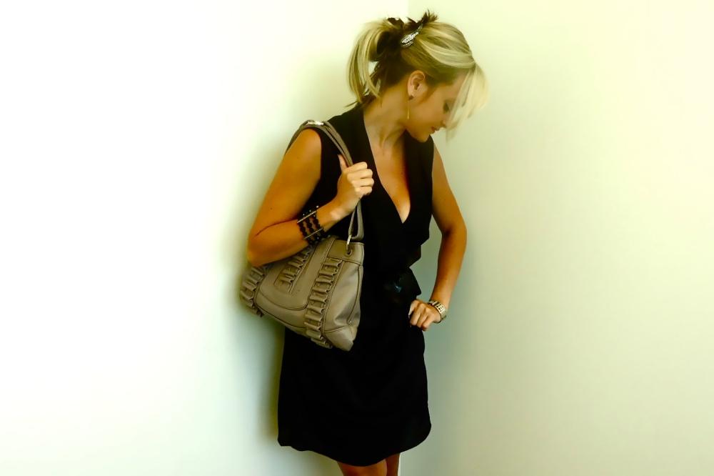 Michelle Vale Bag Worn As Shoulder Bag