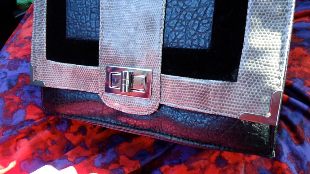 Modern Square Bag $34