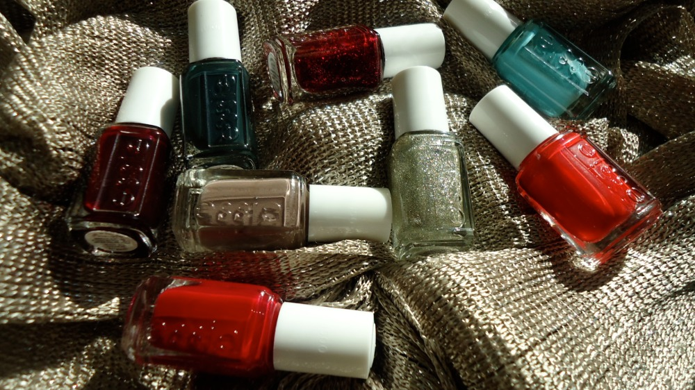 Essie Must Haves Fall and Winter Mini's