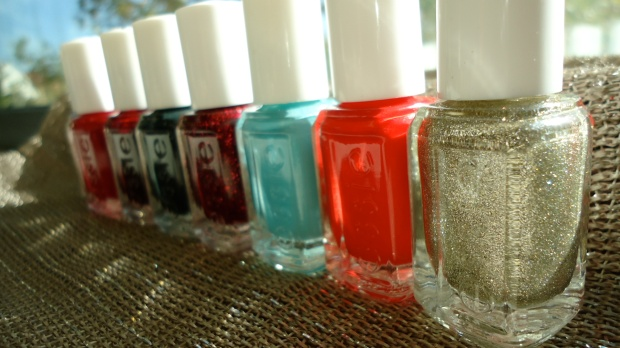 Essie Fall and Winter Collection Mini's
