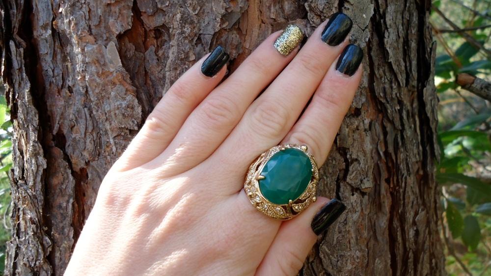 Serious Rock Ring