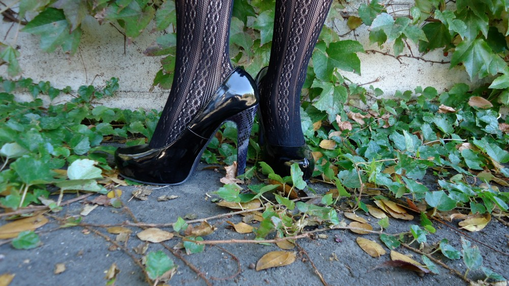 Straight Up Sassy Heels