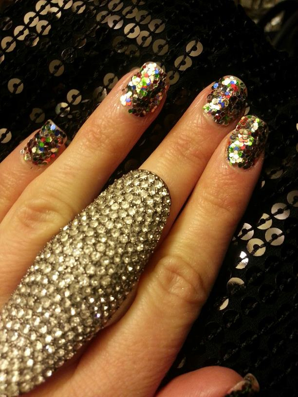 Ciate Sequin Nails