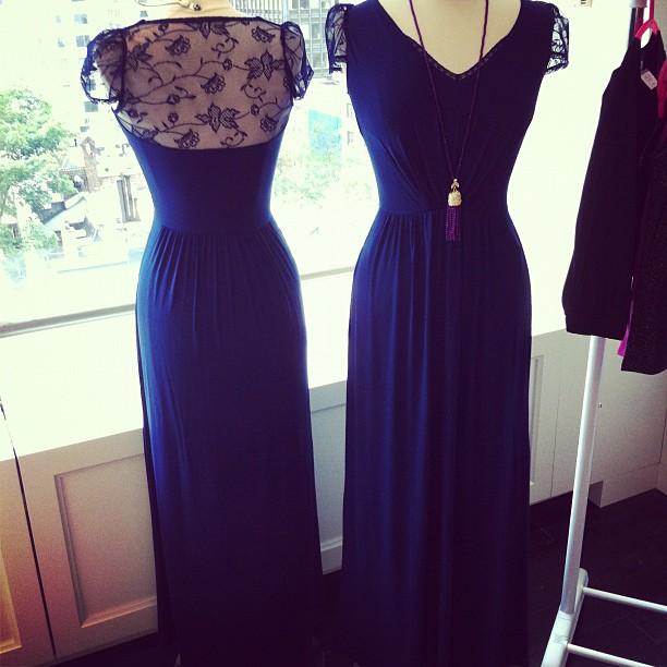 Midnight Maxi Dress