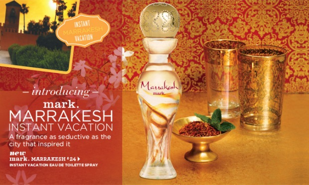Marrakesh Instant Vacation Fragrance