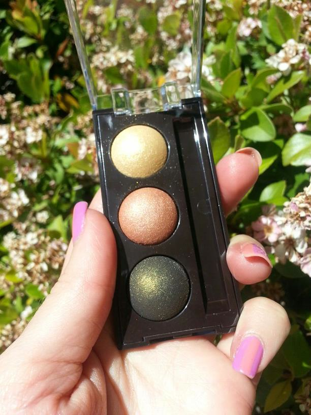Exotic Hues Eyeshadow Trio