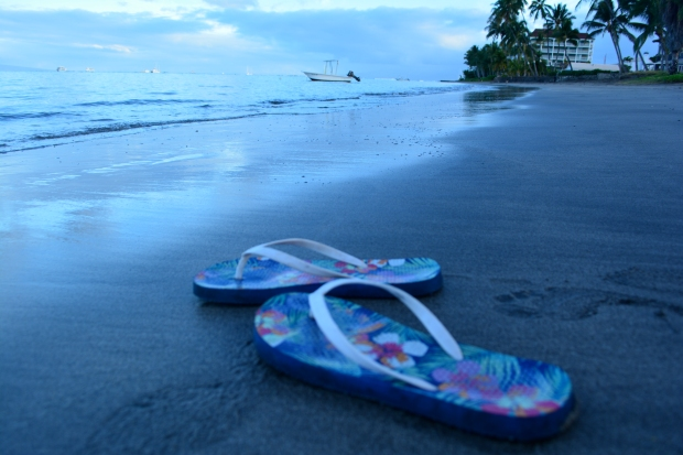 Tropical Flipflops in a Tropical Local