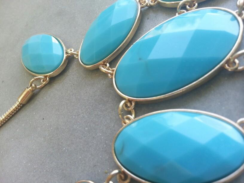 Chase The Blues Necklace