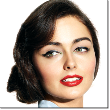 Ameican Beauty Look Inspiration
