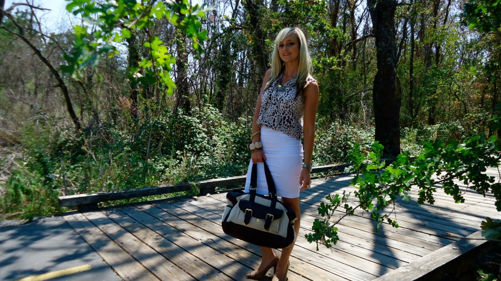 Animal Prints and Neutrals for The Working Girl Wardrobe