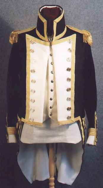 Vintage Naval Uniform
