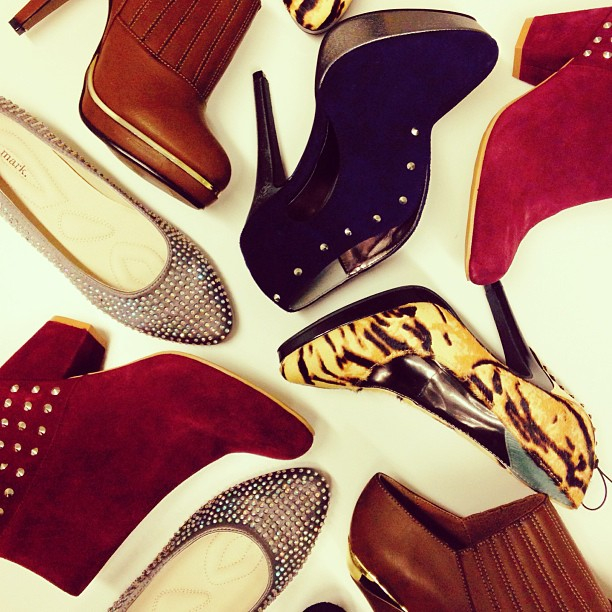 mark. fall shoes galore!