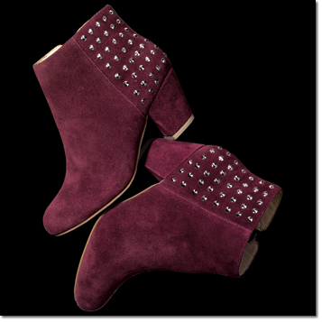 mark. Studly Style Bootie ($70)