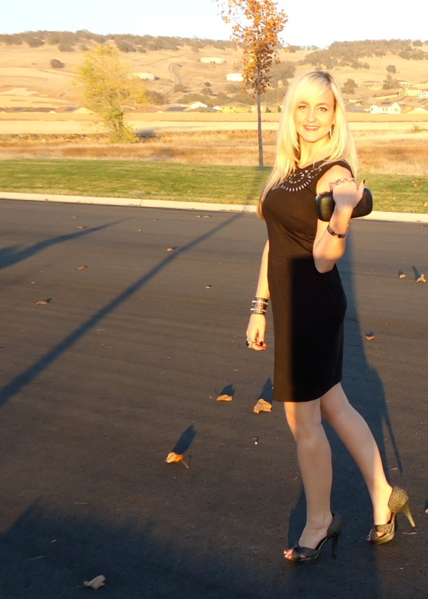 Wear A LBD For Thanksgiving