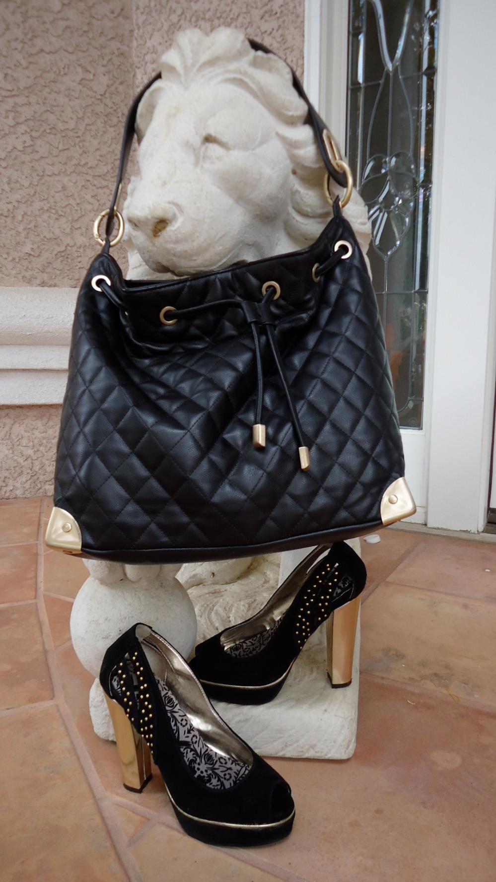 mark. Oh Couture Handbag and mark. So Pumped Heels
