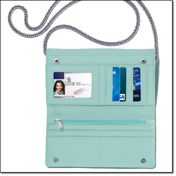 mark. In The Money Wearable Wallet was $28 NOW $17.99
