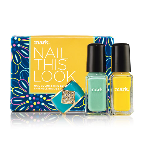mark. Nail This Look Sets for Summer