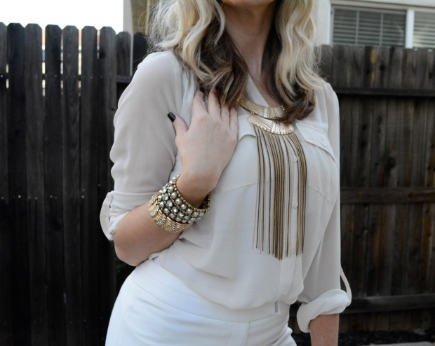 mark. Lady Luxe Necklace and Antique Chic Bracelet