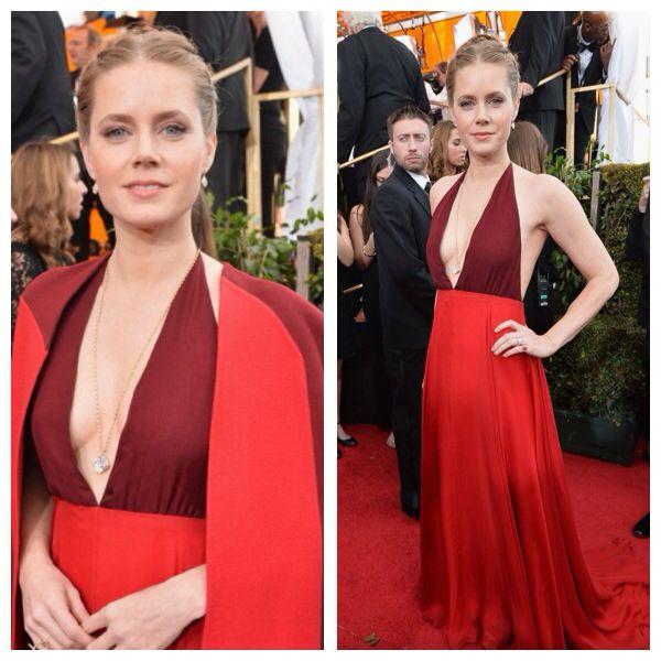 Amy Adams Golden Globes