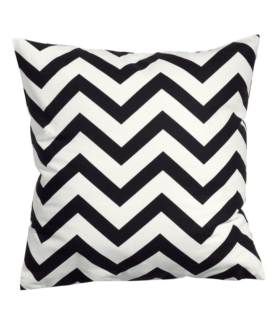 H&M Chevron Pillow Covers