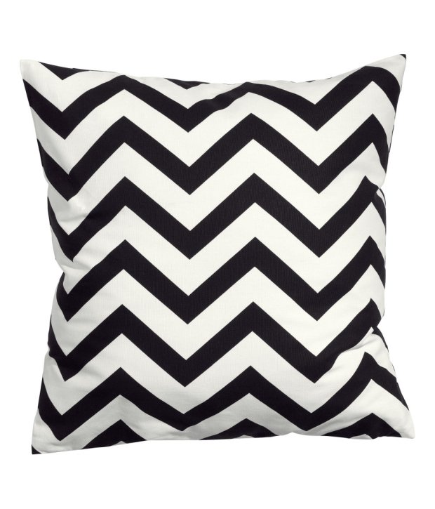 H&M Chevron Pillow Covers