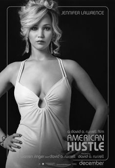 J. Lawrence in American Hustle