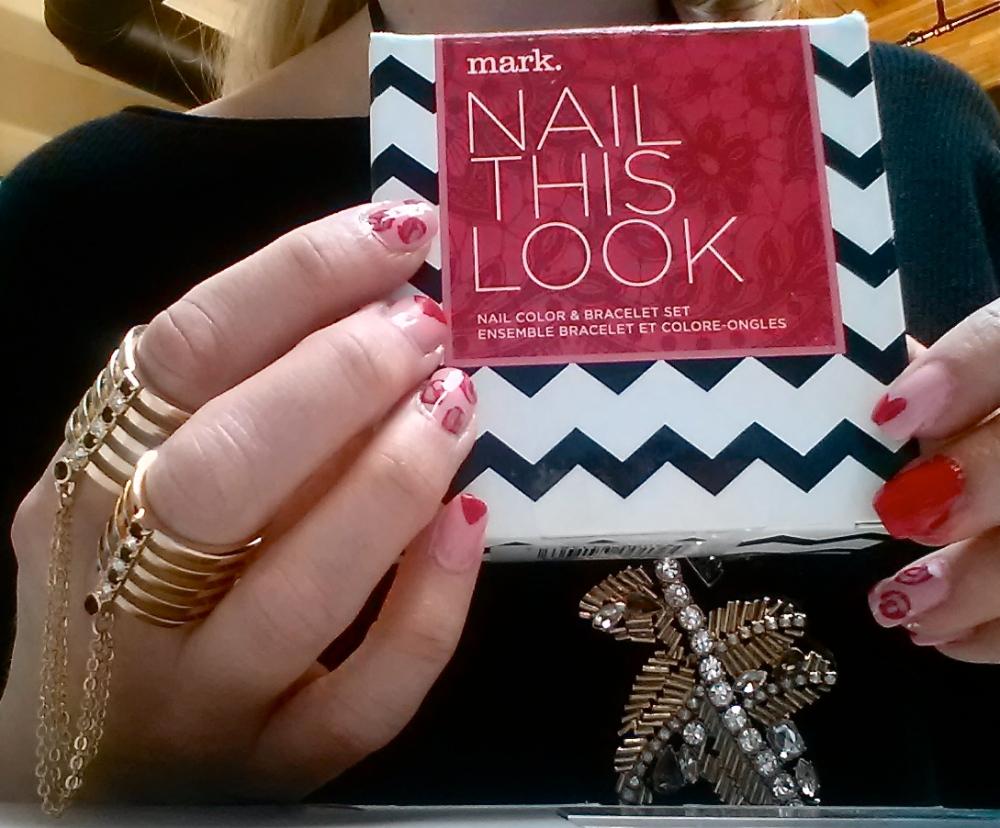 mark. Nail This Look It Kit