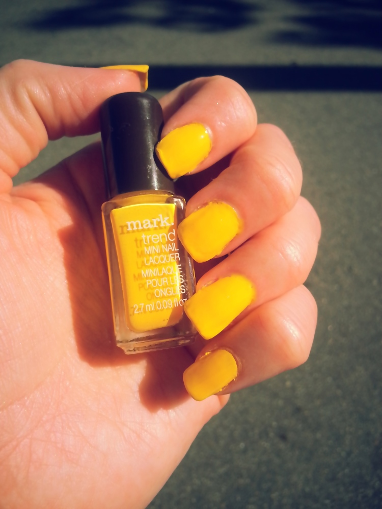 Pop Of Yellow