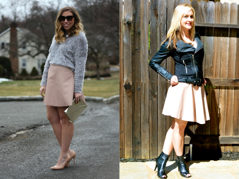 Wear and Share Wednesday with the mark. Get In The Swing Skirt