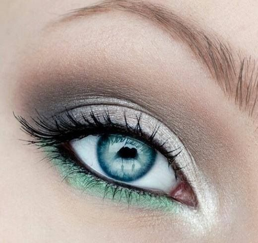 Recreate This Look With mark. For St. Patty's