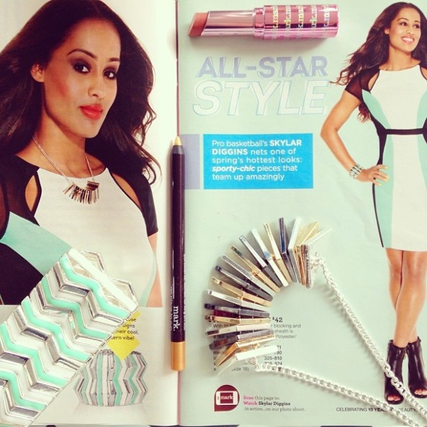"Totally ""Digging"" Skylar Diggins Looks!"