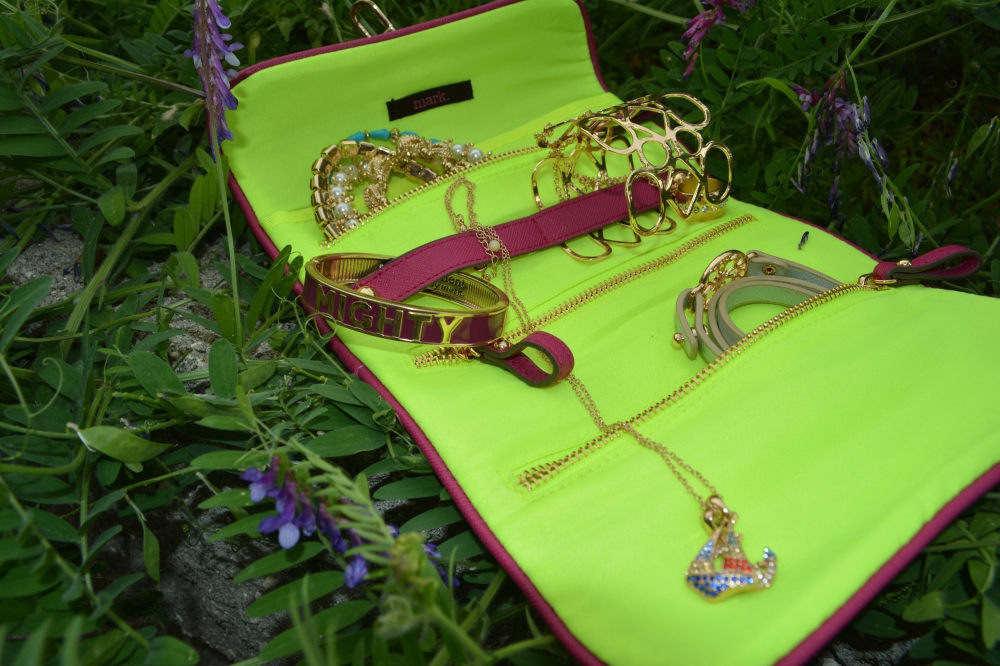 mark. Glam and Roll Jewelry Case ($24)