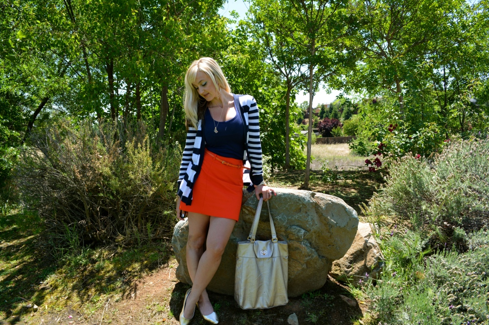 Casual and Fun Nautical Outfit