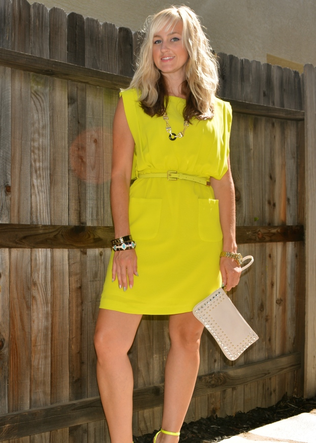 Working Girl Wardrobe:  NEON