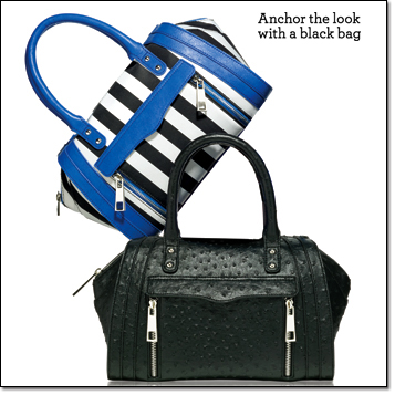 mark. Handle With Flair Handbag