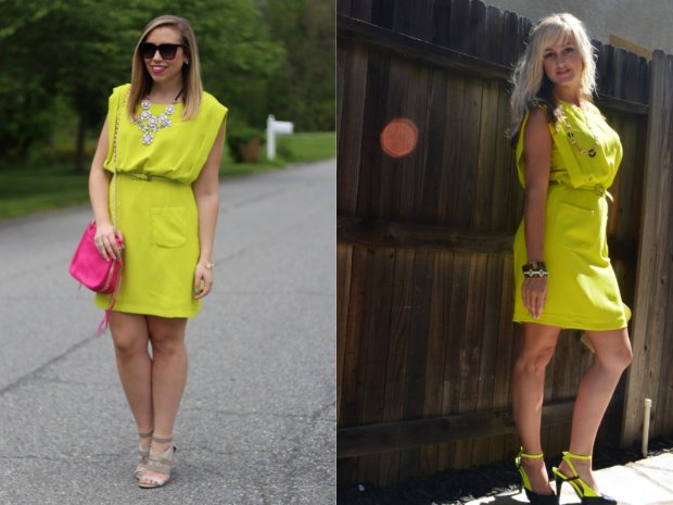 Wear and Share Wednesday - mark. Love On The Lime Dress