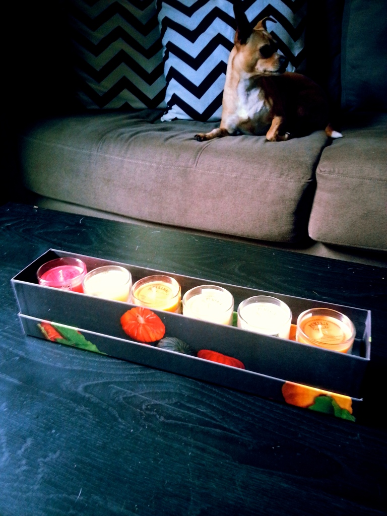 B&BW Pumpkin Candle Gift Set