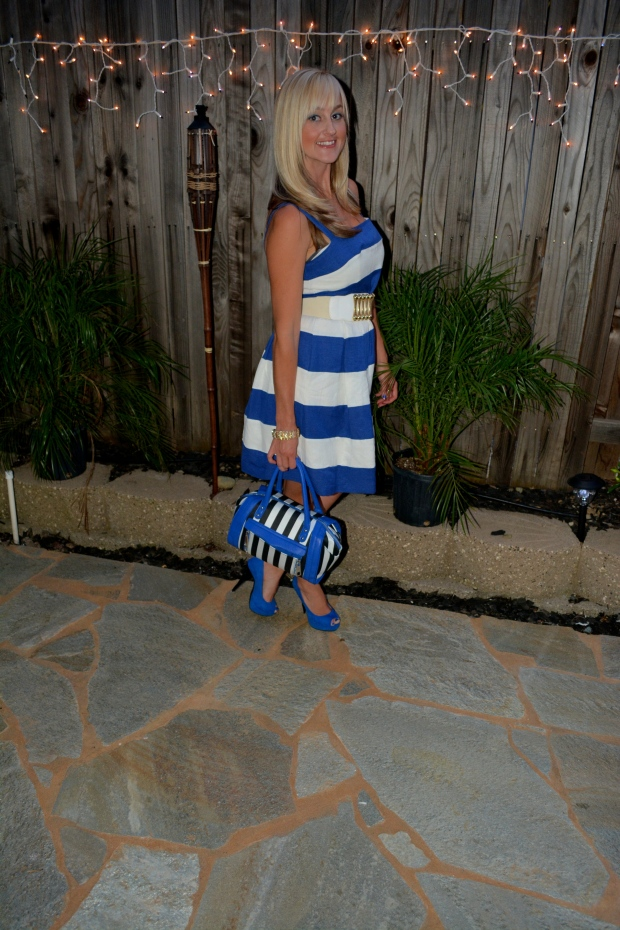 Week O'Nautical Cabana Stripes for Warm Summer Nights