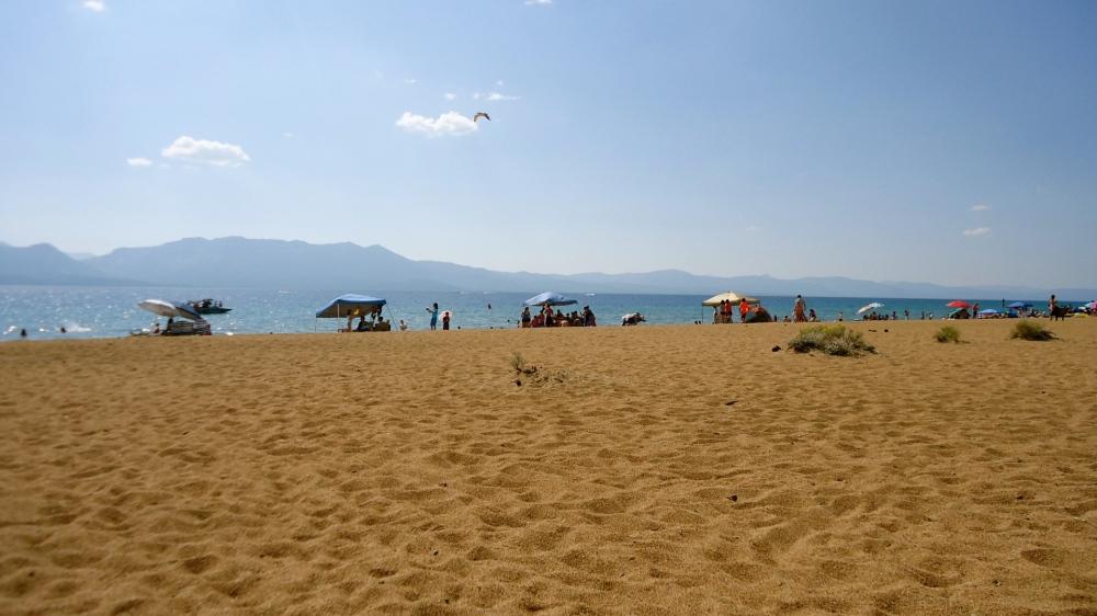 Nevada Beach South Lake Tahoe