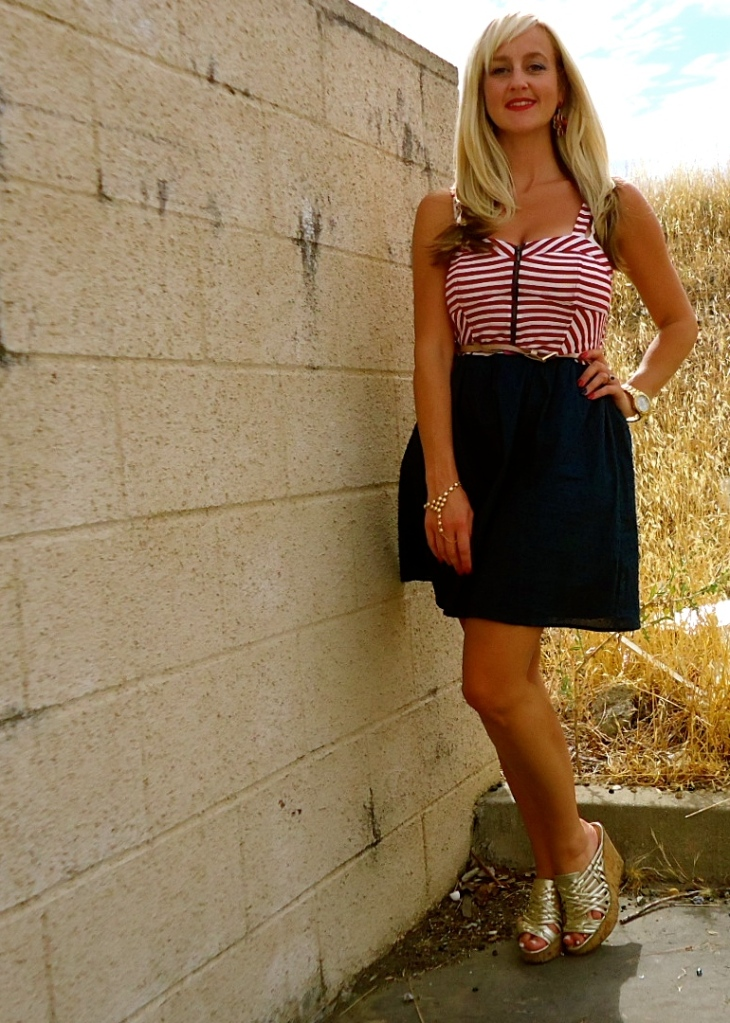Week O'Nautical Labor Day Look