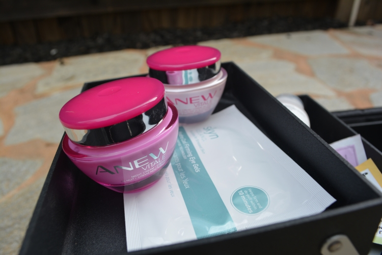 Avon Anew Vital Day and Night Cream