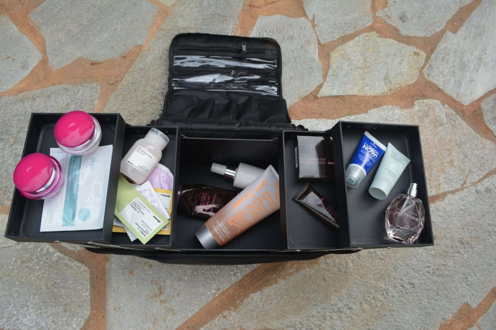 Start of the DIY Bridal Survival Kit