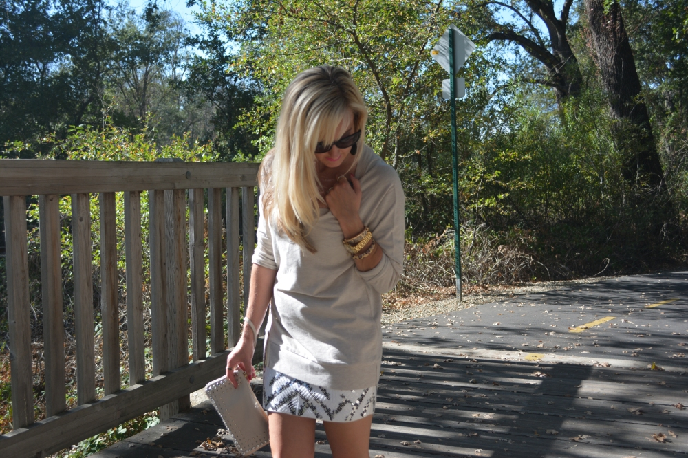 Effortless Outfit For Fall
