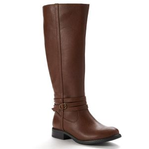 LC Lauren Conrad Riding Boots