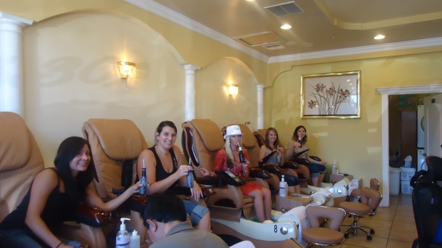 Bridal Mani/Pedi Party