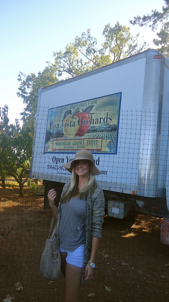 Boa Vista Orchards Visit in mark.
