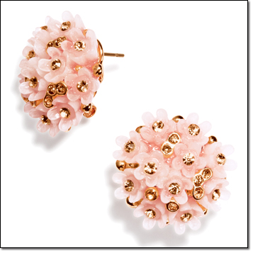 mark. Posh Posy Earrings